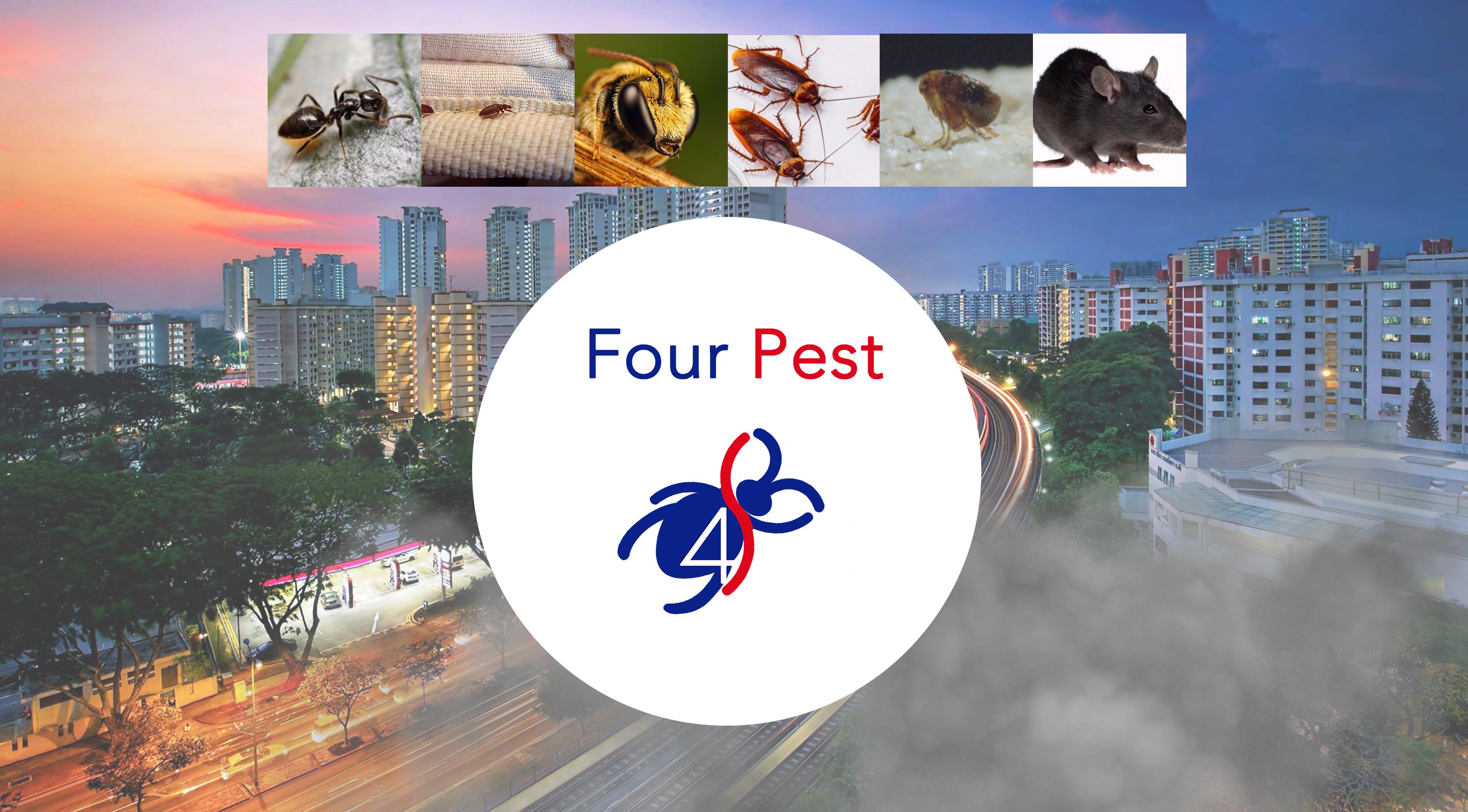 Singapore Pest-HD